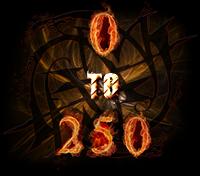 0-250 logo